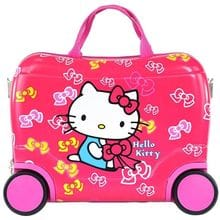 Чемодан-каталка Atma kids Hello Kitty July, 42 см