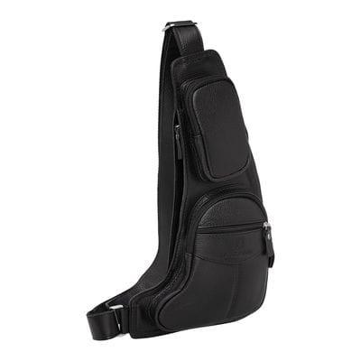 Рюкзак на одной лямке Oban Black