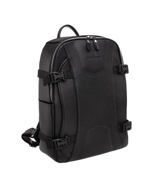 Мужской рюкзак Carlos Black