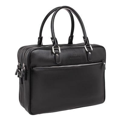 Деловая сумка Langley Black
