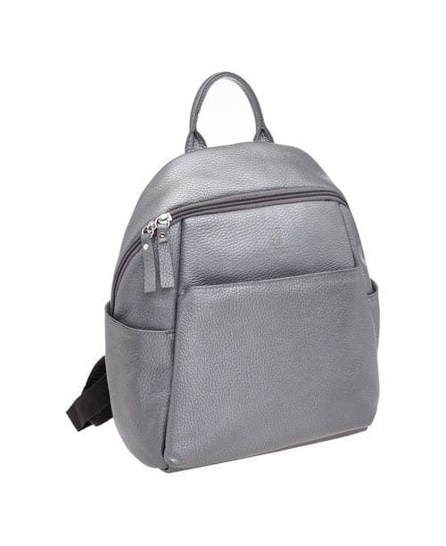 Женский рюкзак Bales Silver Grey
