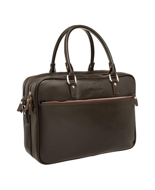 Деловая сумка Langley Brown