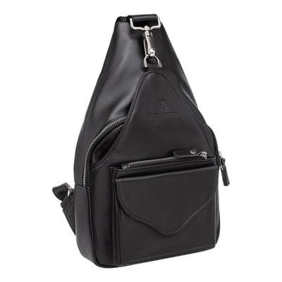 Женский рюкзак Fassett Black