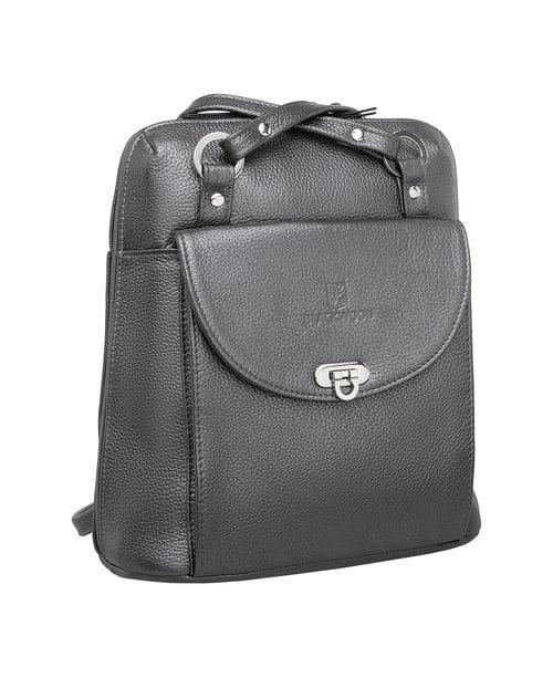 Женский рюкзак-трансформер Jay Silver Grey