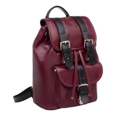 Женский рюкзак Handa Burgundy
