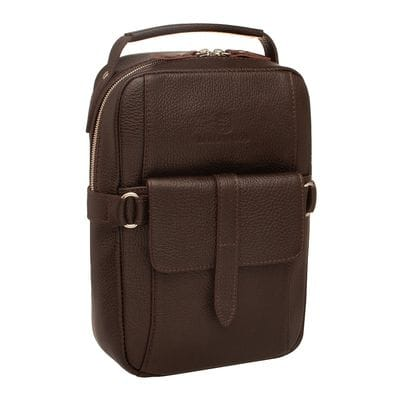 Рюкзак на одной лямке Calton Brown