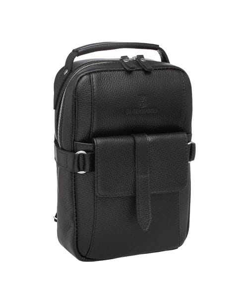Рюкзак на одной лямке Calton Black