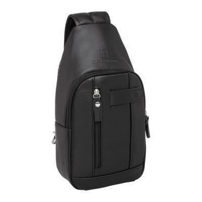 Рюкзак на одной лямке Jews Black