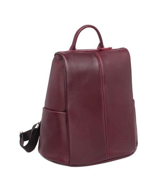 Женский рюкзак Cabot Burgundy