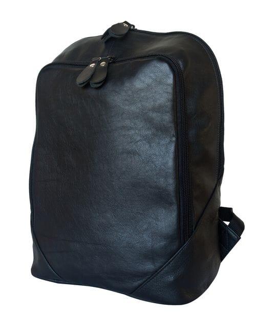 Кожаный рюкзак Magione black (арт. 3061-01)