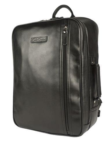 Кожаный рюкзак Vivaro black (арт. 3075-01)