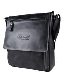 Кожаная мужская сумка Bardello black (арт. 5061-91)