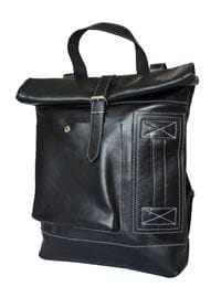 Кожаный рюкзак Arcaro black (арт. 3053-01)
