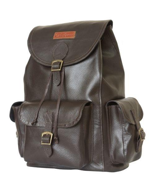 Кожаный рюкзак Verres brown (арт. 3016-04)