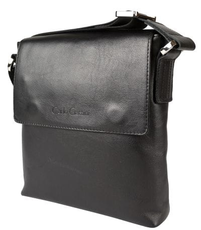 Кожаная мужская сумка Martino black (арт. 5056-01)