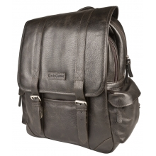 Кожаный рюкзак Montalbano brown (арт. 3097-04)