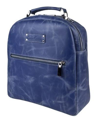 Кожаный рюкзак Arcello blue (арт. 3083-07)