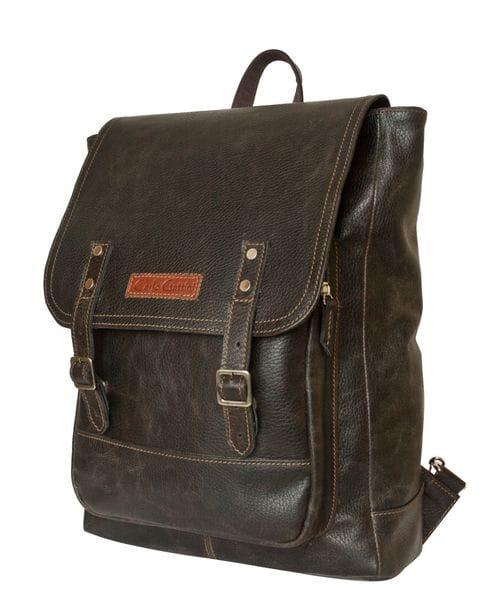 Кожаный рюкзак Montalfano brown (арт. 3065-04)