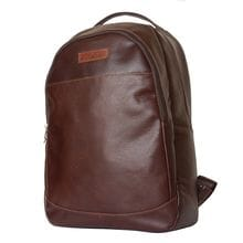 Кожаный рюкзак Faltona dark terracotta (арт. 3031-94)