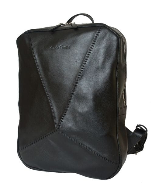 Кожаный рюкзак Lanciano black (арт. 3066-01)