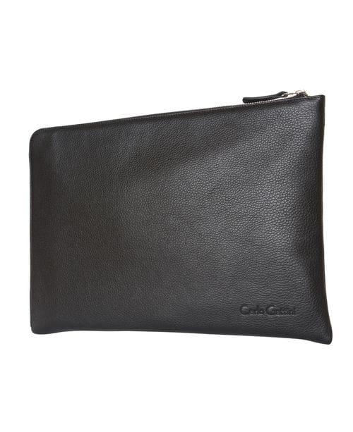 Кожаная папка Oriano black (арт. 2012-01)