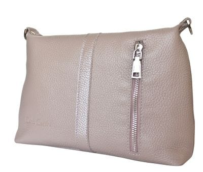 Кожаная женская сумка Aviano misty rose (арт. 8011-13)