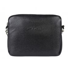 Кожаная женская сумка Riana black (арт. 8035-01)