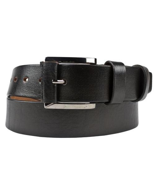 Кожаный ремень Fierozzo black (арт. 9029-01)