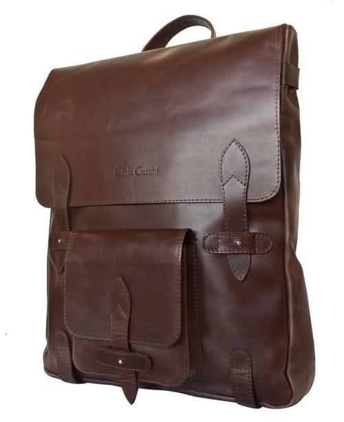 Кожаный рюкзак Arma brown (арт. 3051-02)