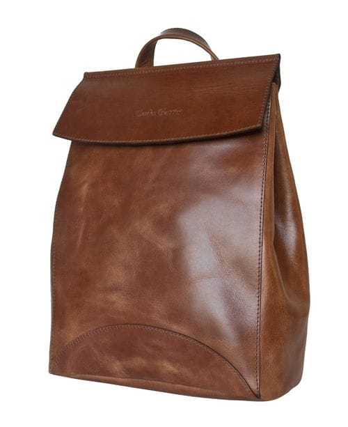 Женская сумка-рюкзак Antessio cognac (арт. 3041-03)