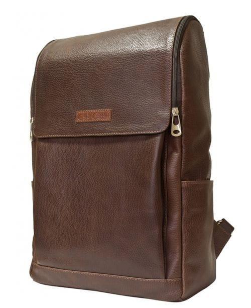 Кожаный рюкзак Tuffeto dark terracotta (арт. 3049-94)
