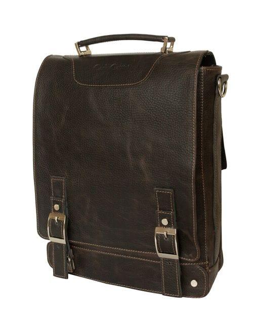 Кожаный портфель Torrano brown (арт. 2013-04)