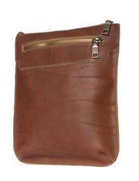 Кожаная мужская сумка Saltara cognac (арт. 5021-03)