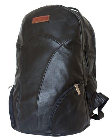 Кожаный рюкзак Navazzo black (арт. 3039-01)