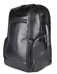 Кожаный рюкзак Vicoforte black (арт. 3099-01)