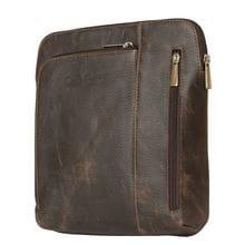 Кожаная мужская сумка Casella brown (арт. 5020-04)