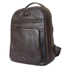 Кожаный рюкзак Montegrotto brown (арт. 3022-04)
