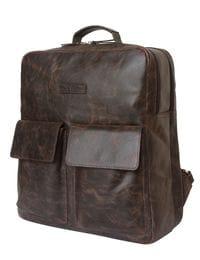 Кожаный рюкзак Terenzo brown (арт. 3033-04)