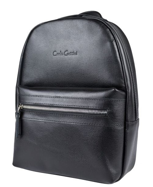 Кожаный рюкзак Verna black (арт. 3086-01)