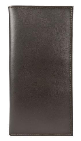 Кожаный холдер / клатч Canaro brown (арт. 5062-04)