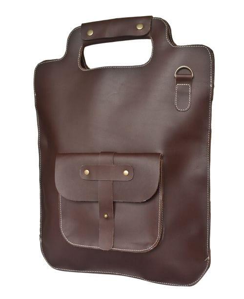 Кожаный рюкзак Talamona brown (арт. 3056-02)