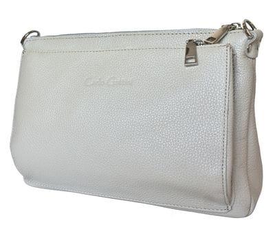 Кожаная женская сумка Arenara biege (арт. 8002-13)