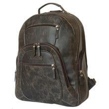 Кожаный рюкзак Gerardo brown (арт. 3045-04)