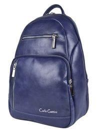 Кожаный рюкзак Fantella blue (арт. 3095-07)