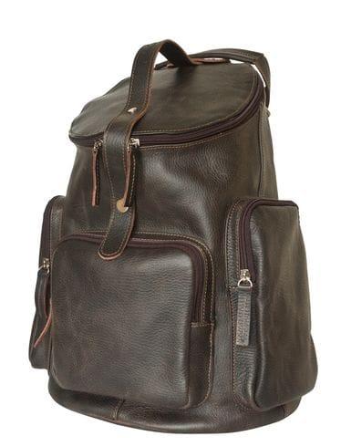 Кожаный рюкзак Tivaro brown (арт. 3073-04)