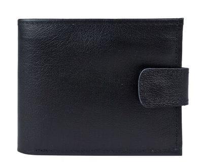 Кожаное портмоне Fietri black (арт. 7420-01)