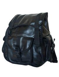 Кожаный рюкзак Alprato black (арт. 3059-01)