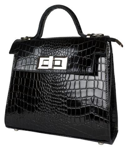 Кожаная женская сумка Arillette black (арт. 8028-01)