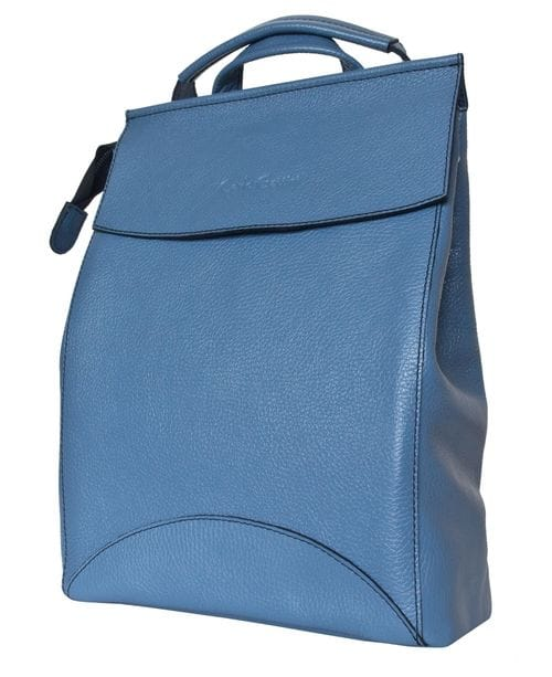 Женская сумка-рюкзак Antessio blue (арт. 3041-07)