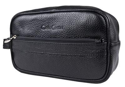 Кожаный несессер Fondo black (арт. 6006-01)